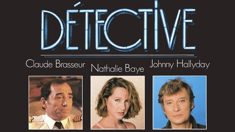 Detective cover image