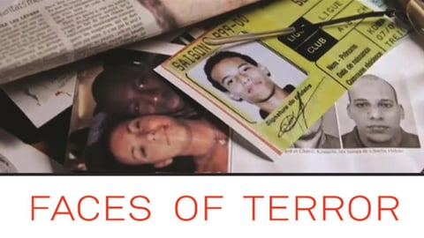 Faces of Terror cover image