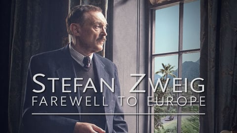 Stefan Zweig : farewell to Europe cover image