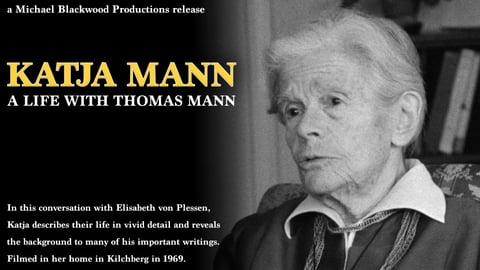 Katia Mann: A Life with Thomas Mann