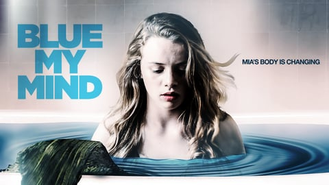 Blue My Mind cover image