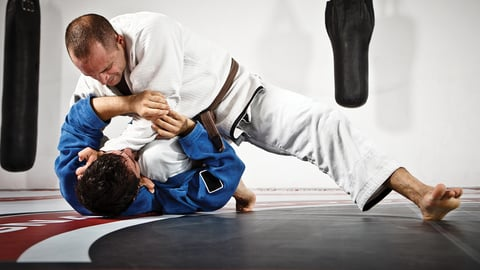 Martial Arts for Your Mind and Body. Episode 16, Judo: Disrupt Balance to Gain Advantage cover image