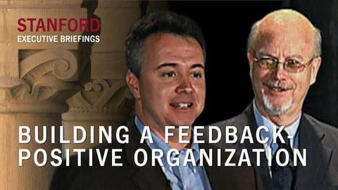 Preview image of Building a feedback-positive organization
