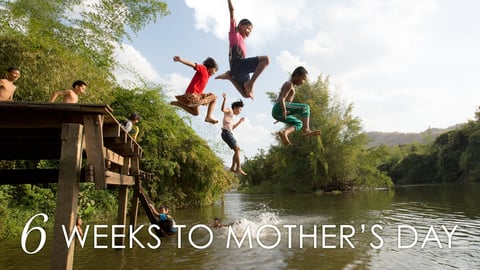 6 Weeks to Mother's Day cover image