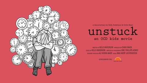 Unstuck : an OCD kids movie cover image