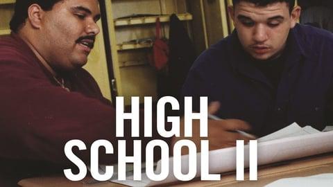High School II - A Successful Alternative High School in New York