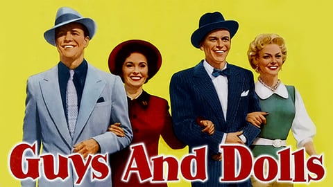 Guys and Dolls cover image