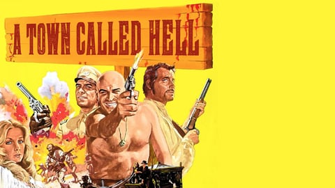 A Town Called Hell cover image