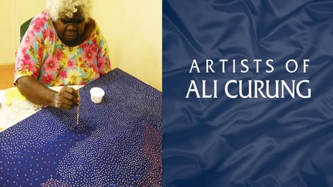 Preview image of Artists of Ali Curung