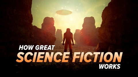 How Great Science Fiction Works Book Cover