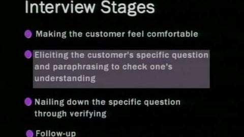 Preview image of Conducting the reference interview