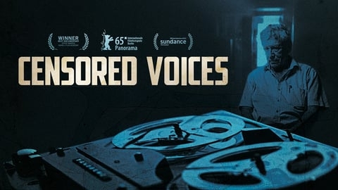 Censored Voices cover image