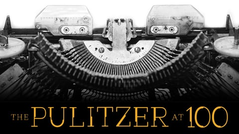 The Pulitzer at 100 cover image