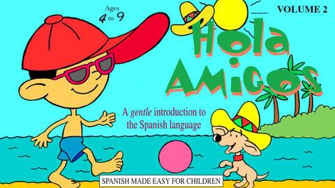 Preview image of Hola Amigos Episode 2