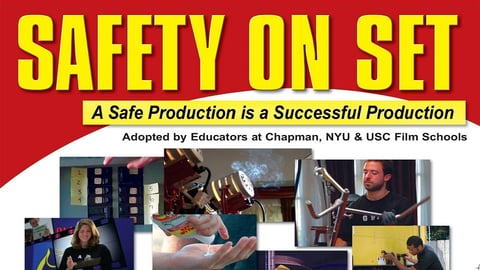 Preview image of Safety on set