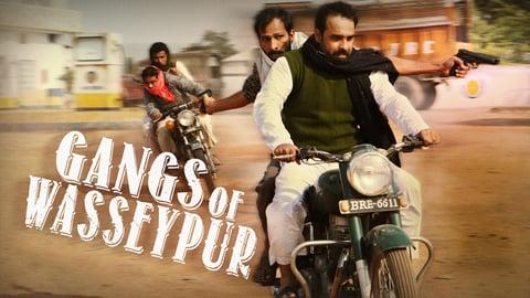 Gangs of Wasseypur cover image