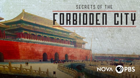 Secrets of the Forbidden City cover image