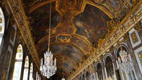 The Splendor of Versailles