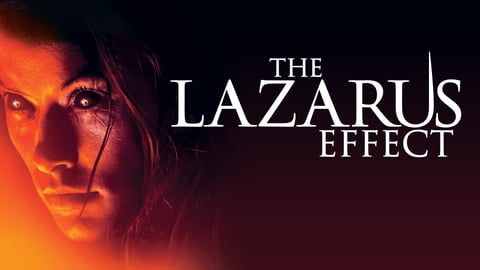 The Lazarus Effect cover image