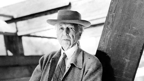 Frank Lloyd Wright: Part I