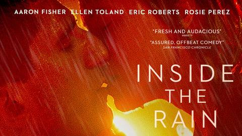 Inside the Rain cover image