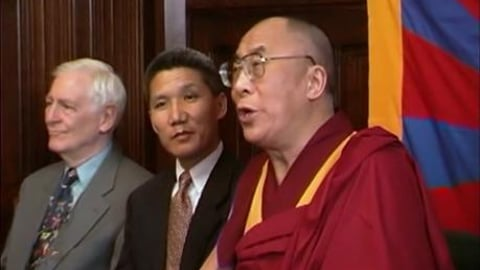 Preview image of Dalai Lama - Towards A Peaceful World