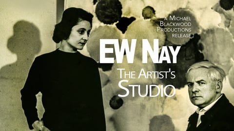 The Artist's Studio: E.W. Nay