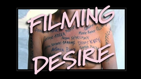 Filming Desire cover image
