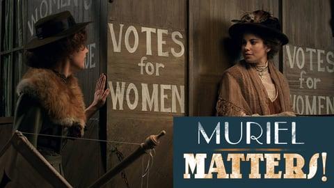 Muriel Matters