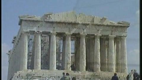 Secrets of Archaeology: Athens: Western Splendor