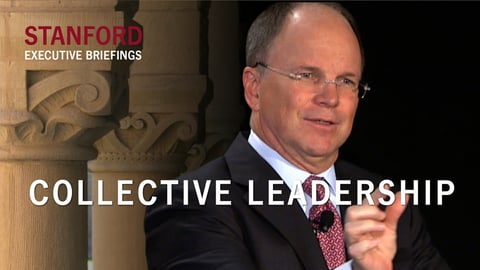 Collective Leadership By Jim Quigley