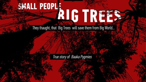 Small People, Big Trees
