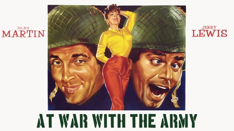 At War With The Army cover image