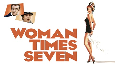 Woman Times Seven cover image