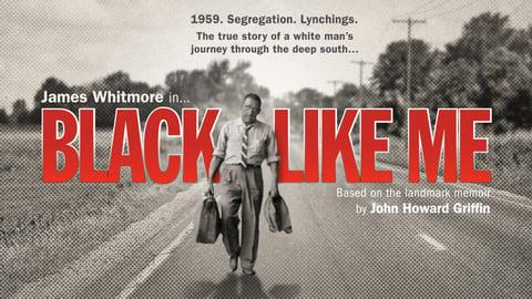 Black Like Me cover image
