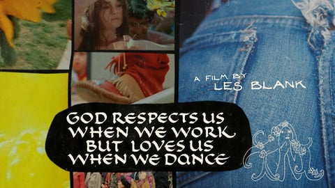 Preview image of God Respects Us When We Work, But Loves Us When We Dance