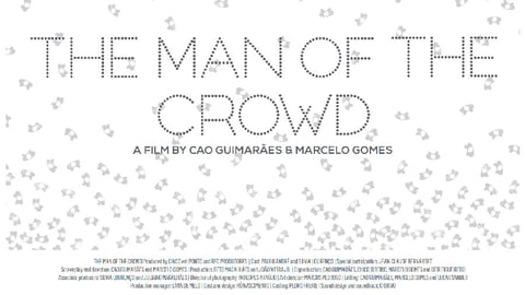 The Man of the Crowd cover image