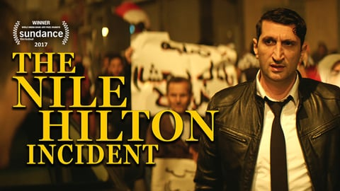The Nile Hilton Incident cover image