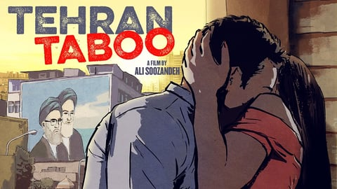 Tehran Taboo cover image