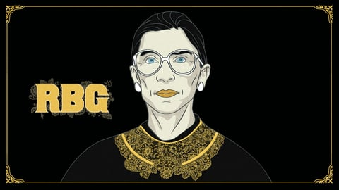 RBG - The Exceptional Life and Career of Ruth Bader Ginsburg