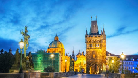 Prague-Freedom of Mind and Spirit