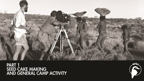 Seed Cake Making and General Camp Activity cover image