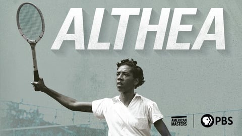 American Masters - Althea Gibson: African-American Tennis Player