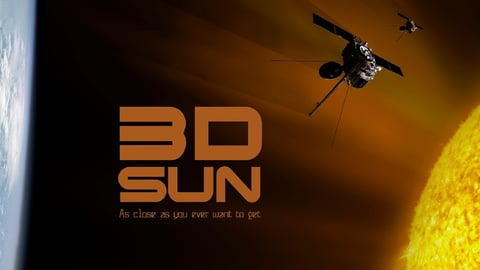 3D Sun cover image
