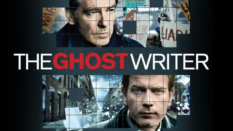 The Ghost Writer cover image