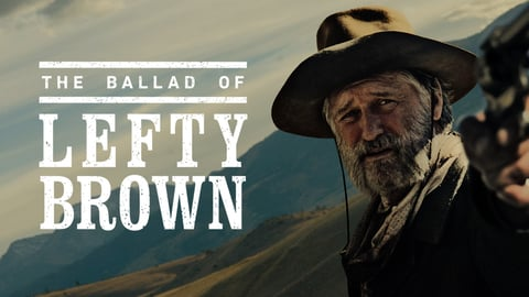 The Ballad of Lefty Brown cover image