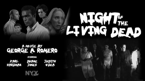 Night of the Living Dead cover image