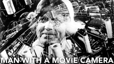 Man With A Movie Camera - Musical Accompaniment by Michael Nyman