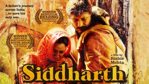 Siddharth cover image
