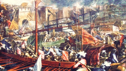 Preview image of Fourth Crusade: Byzantium Betrayed—1204